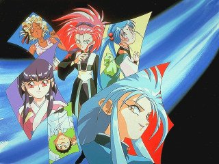Washu is the center of the Tenchi Universe